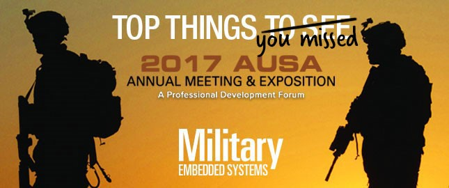 Top Things you missed at AUSA