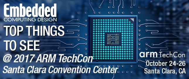 Top Things to See at ARM TechCon